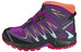 Salomon XA Pro 3D Mid CSWP Shoes Juniors passion purple/nightshade grey/deep dalhia